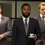 Tenet: Christopher Nolan Comes Unstuck in Time