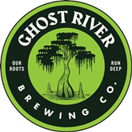 Ghost River Brings Iconic Logo Back to Life