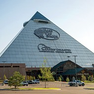 Pyramid Opens Eateries From Top to Bottom