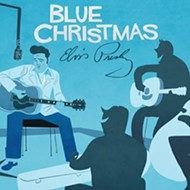 Christmas is a Dish Best Served Blue: Elvis' Song of Holiday Longing Lives