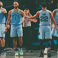 Grizzlies Split Two Game Homestand Against the Clippers