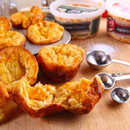Tom's Tiny Kitchen Pimento Cheese Popovers