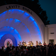 Street Style - Keeping Cool at the Levitt Shell