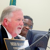 County Commission Unites Across Party Lines to Challenge Authority of Mayor Luttrell