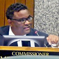 County Commission Power Surge