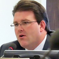 Commission Sentiment on Bailey, Forrest Resolutions Not Unanimous