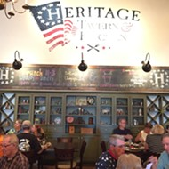 A Visit to Heritage Tavern & Kitchen