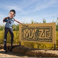 Haunted Mid-South Corn Maze