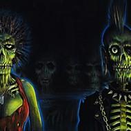 A Very Scary Halloween Playlist