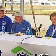 Jimmy Carter in town for North Memphis Home-Building Project