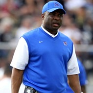 Former Tigers Coach Larry Porter Talks Memphis Football