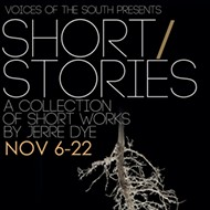 <i>Short Stories by Jerre Dye</i> at TheatreSouth