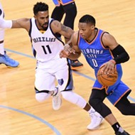 Thunder 125, Grizzlies 88: Socrates and the Grizzlies Fan, Pt. VII