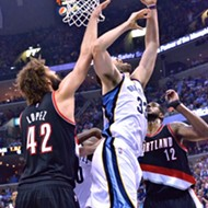 What If Marc Gasol Was Always Aggressive?
