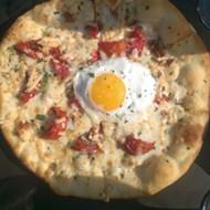Lafayette's Breakfast Pizza