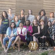 2016 Memphis Fashion Week EMDP Emerging Designers