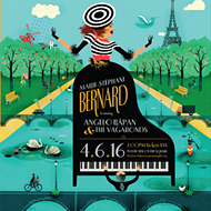Visit April in Paris with Marie-Stéphane Bernard