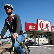 Now open: Curb Market.