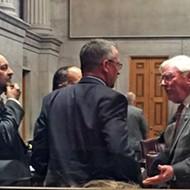 War and Peace on the Legislative Floor