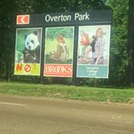 UPDATE: Zoo Seeks Help in Finding Sign Vandals