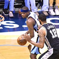 The End of the Road: Spurs 116, Grizzlies 95