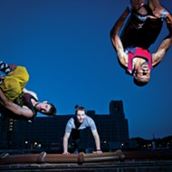 Memphis Parkour: On the Rise