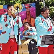 Latino Memphis' Festival de Brazil at Overton Park