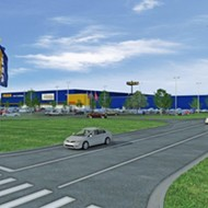 IKEA Memphis Goes Big on Solar