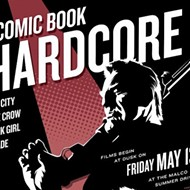 Time Warp Drive-In: Comic Book Hardcore