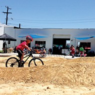Bikesmith Opens City's First Pump Track