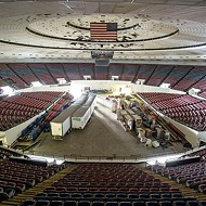Coliseum to Open for Public Inspection