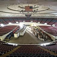 Coliseum to Open for Public Inspection