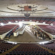 City Opens Up Mid-South Coliseum for Review