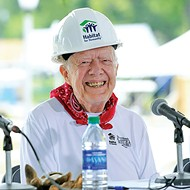 President Jimmy Carter Talks Habitat, Politics, and Memphis