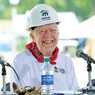 President Jimmy Carter Talks Habitat, Politics, and Memphis