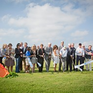 Shelby Farms Celebrates New State-of-the-Art Amenities with Ribbon Cutting