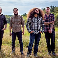 Coheed and Cambria at Minglewood Hall