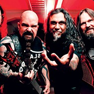 Slayer at the Horseshoe Casino