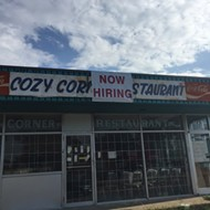 Updated: Cozy Corner Set to Reopen Saturday