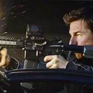 <i>Never Go Back</i>: It Ain't Really Reacher, but it's Passable Entertainment
