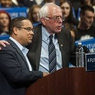 Keith Ellison, Early Leader to Head the DNC, in a Speech to Tennessee Democrats