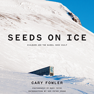 Dr. Cary Fowler Returns Home to Celebrate His New Book on the Global Seed Vault