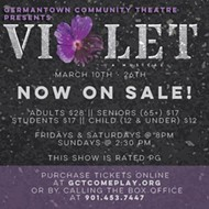 "Honey in the Bushes: Take the Pilgrimage to Germantown for ""Violet"""