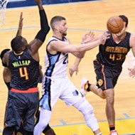 Chandler Parsons out indefinitely with partial meniscus tear