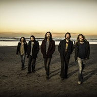 Chris Robinson Brotherhood at New Daisy Saturday