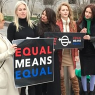 Women's Rights Documentary <i>Equal Means Equal</i> Brings Fight To Memphis