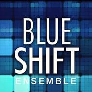 Blueshift Ensemble Concert With Dave Shouse