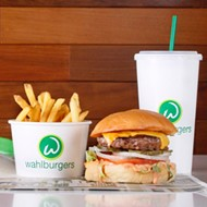 Wahlburgers Opening on Beale