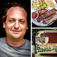 From Hex Dispensers to BBQ glory: Goner hosts Austinite's food trailer tour