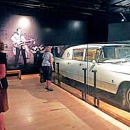 Memphis and Nashville lay claim to the King's legacy.